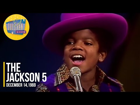 """The Jackson 5 """"Medley: Stand!, Who's Loving You, I Want You Back"""" on The Ed Sullivan Show"""