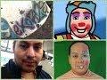 como maquillarse de payaso - YouTube