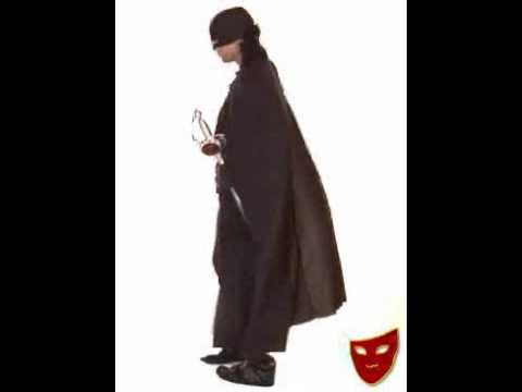 Zorro Costume - Escapade.co.uk