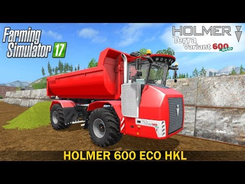 HOLMER 600 ECO by Chiko