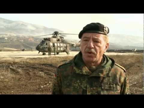 NATO - KFOR tests freedom of movement in northern Kosovo