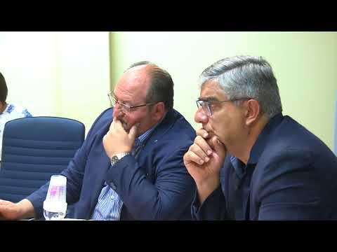 Terremoto, D'Alfonso in videoconferenza con il Capo della Protezione Civile VIDEO