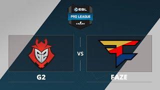 FaZe vs G2, game 1