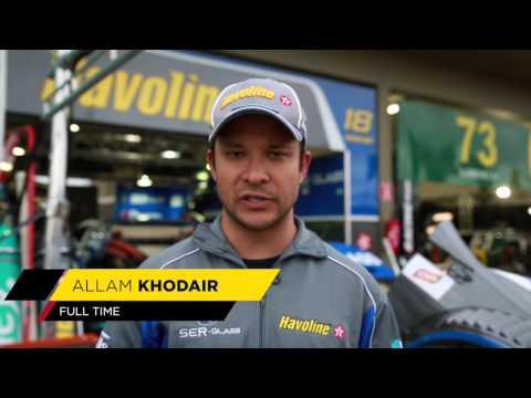 Khodair lidera a sexta-feira em Santa Cruz