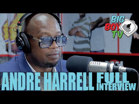 Andre Harrell Chats About Revolt, Uptown Records, And More! (Full Interview) | BigBoyTV
