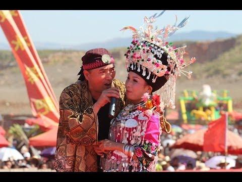Yang Geli 2014 杨胜文- Kheev Lam Koj Yog Ib Rev Paj - Hmong Int'l Huashan -Hauvtoj- Festival 2014