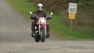 7. Honda VT750 Aero Motorcycle Experience Road Test