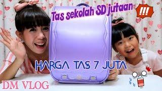 Download Video VLOG#238|KENAPA TAS SEKOLAH DI JEPANG JUTAAN?|REVIEW TAS SEKOLAH WAKANA MP3 3GP MP4