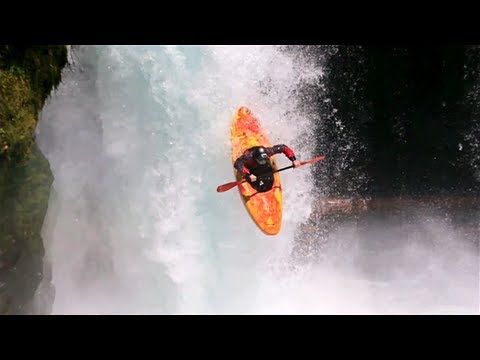 Whitewater Kayaking in the Pacific Northwest 2012