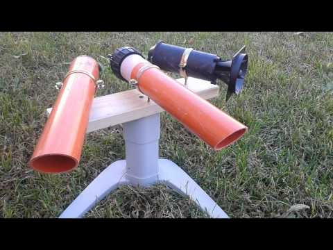 DOG CONTROL SOUND CANNONS – PROTYPES & TESTS