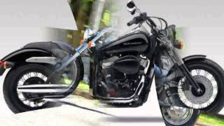 8. 2012 Honda Shadow Spirit 750 Specification, Details