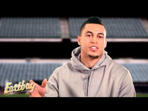 giancarlo Stanton - The star right fielder tells Eastbay athletes how to make it to, and succeed in , the big leagues. Shop All Baseball: http://www.eastbay.com/fielders-choice/...