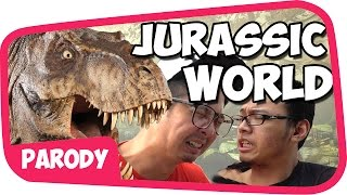 Video JURASSIC WORLD PARODI wkwkwk with Tara Arts n Gema Show MP3, 3GP, MP4, WEBM, AVI, FLV Februari 2018
