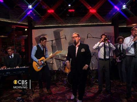 St. Paul - St. Paul and The Broken Bones hail from Birmingham, Alabama - and they're one of the hottest new soul bands out there. The group performs their hit,