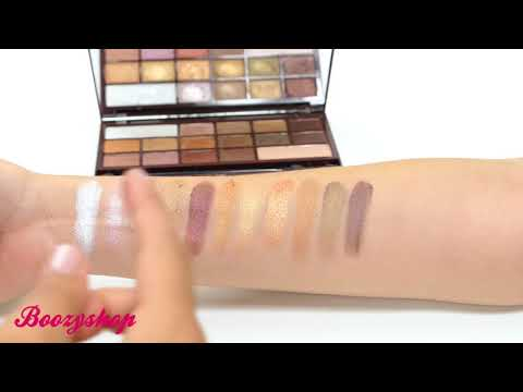 I Heart Makeup I Heart Makeup Chocolate Palette Golden Bar