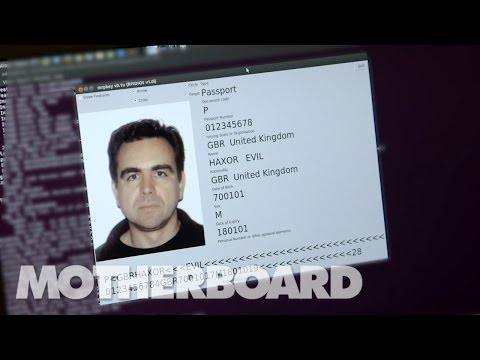 Hacking Passports And Credit Cards