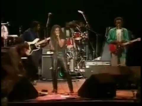I Don't Wanna Dance - Eddy Grant - London 31 March 1986