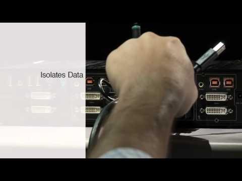 Belkin Secure KVM Video