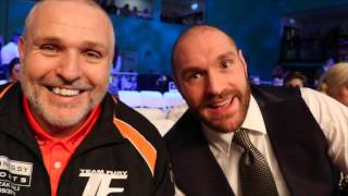 Tyson Fury responds to the Press Twisting his words