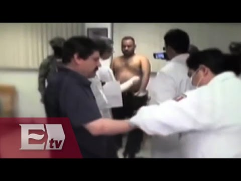 """PGR revela imágenes inéditas de segunda fuga y recaptura de """"El Chapo"""""""