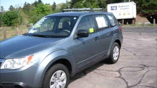 2009 Subaru Forester Start Up, Engine&Full Review