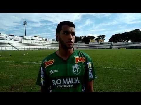 Novo reforço do Rio Preto, o goleiro Talles, de 20 anos, já trabalhou com o técnico Rodrigo Fonseca no Botafogo de Ribeirão