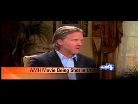 Anthony Michael Hall - You can't think of 80's movies without thinking of him. Now Michael Anthony Hall is shooting his newest movie in Utah.