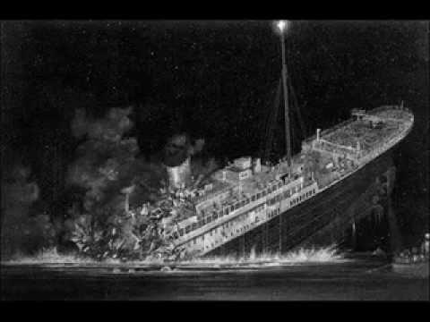 Titanic - 1912 Original Bilder und Videos..