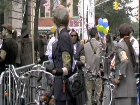 Video: Tweed Run New York