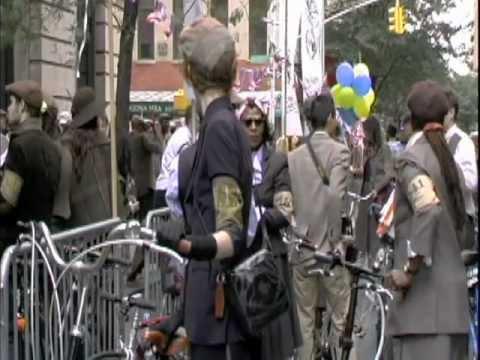Video: Tweed Run New York
