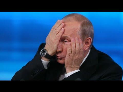 Плохие новости: Путин постоянно кашляет....