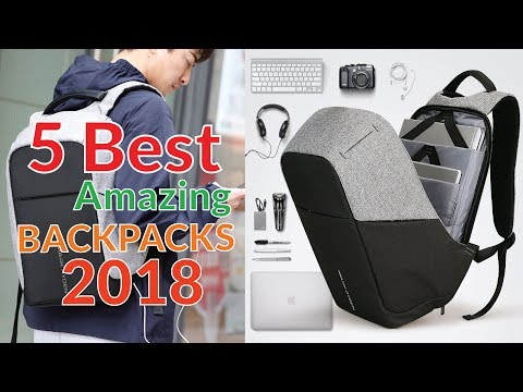 5 Best Amazing Backpack 2019 Under $80 | Backpacks For School, Collage , Office, Travel - Must Buy