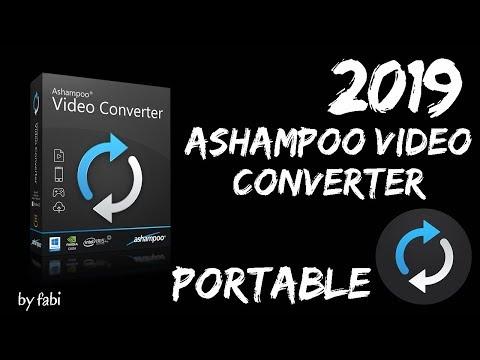 Descargar Ashampoo Video Converter v1.0.2.1 Portable