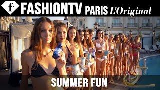 Summer Fun at Rocks Hotel&Casino Kyrenia Cyprus | FashionTV