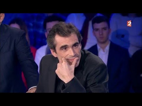 Raphaël Enthoven - On n'est pas couché 6 janvier 2018 #ONPC