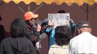 羽黒コミ早春健康ウォーキング開催