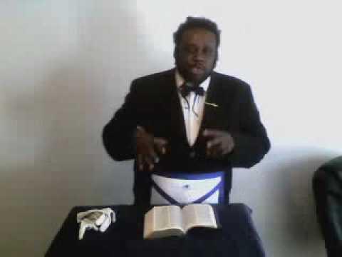 A Bro. Master Mason, Order of Melchizedek, Part.1