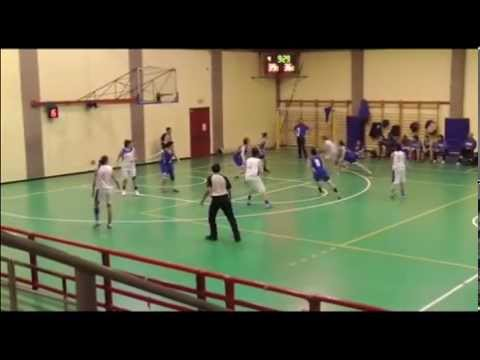 Preview video Serie B: Varese - Brixia 61-52