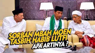 Video Merinding ! Makna Sorban Mbah Maimoen dan Tasbih Habib Luthfi Untuk Jokowi MP3, 3GP, MP4, WEBM, AVI, FLV April 2019