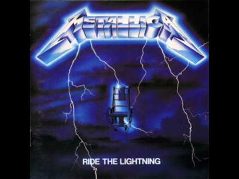 "metallica - ""fade to black"""