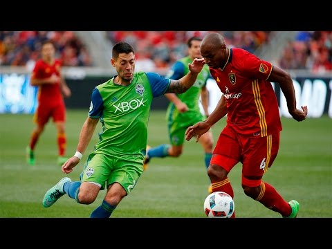 Video: Highlights: Real Salt Lake vs Seattle Sounders - March 12, 2016
