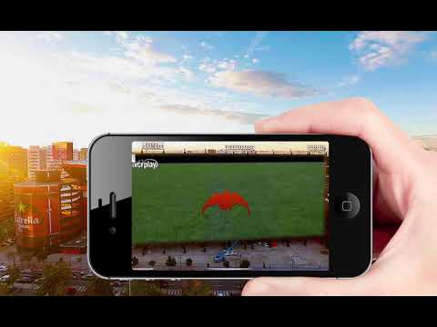 Augmented reality in buildings