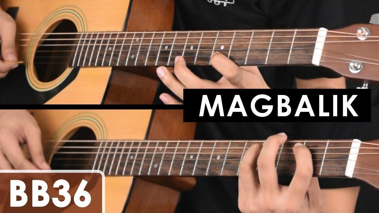 Magbalik – Callalily Guitar Tutorial