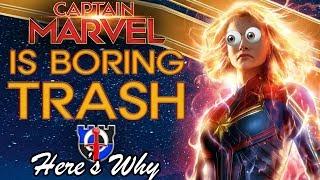 Video Captain Marvel is boring TRASH: here's why MP3, 3GP, MP4, WEBM, AVI, FLV Maret 2019