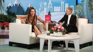 Video Ellen Teaches Sofia Vergara an English Word of the Day MP3, 3GP, MP4, WEBM, AVI, FLV Juli 2018
