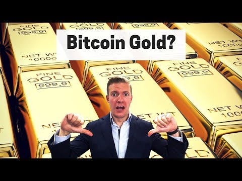 Bitcoin Gold? I don't see the value video