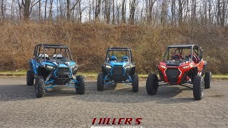 2. Which 2019 RZR XP 4 seater is the best?