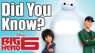 Nonton Did You Know    Big Hero 6  2014  Film Subtitle Indonesia Streaming Movie Download