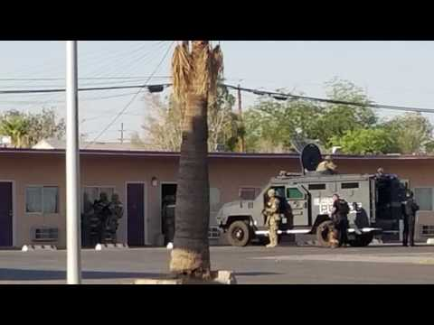 ECPD SWAT deployed for search warrant