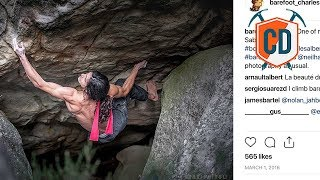 Charles Albert Climbs World's Second 9A Boulder...SAY WHAT?! | Climbing Daily Ep.1340 by EpicTV Climbing Daily